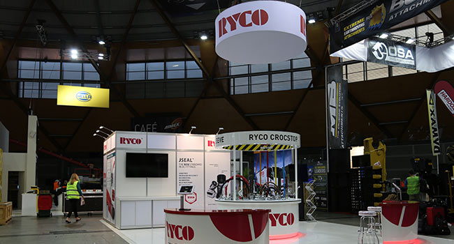 RYCO Showcasing at Aimex Exhibition