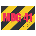 MDG 41 Compliant